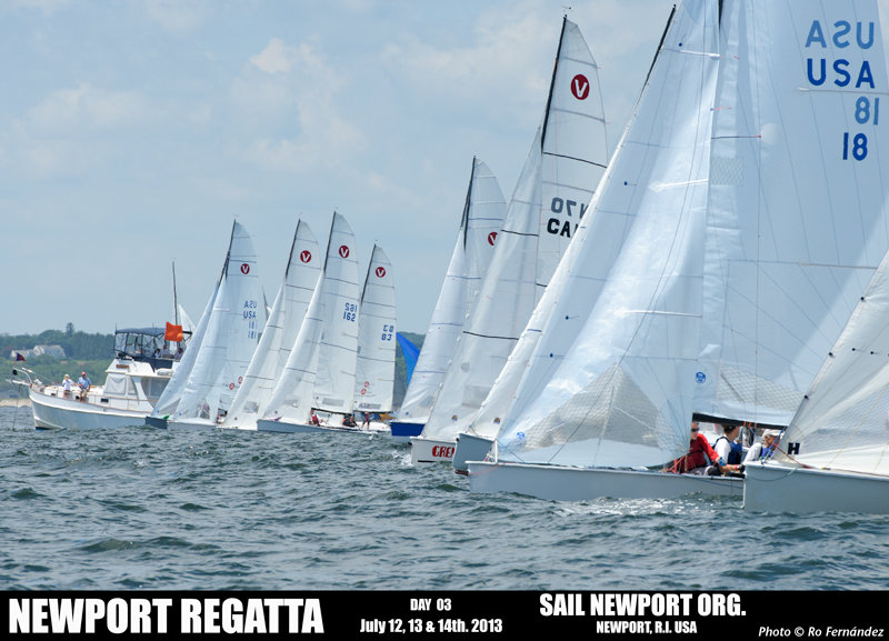 2013 newport - ched