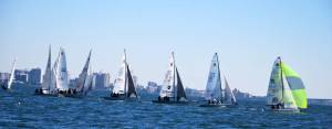 Action from the 2014 Sarasota December event
