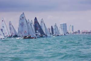 Miami 2015 - Day 3 start